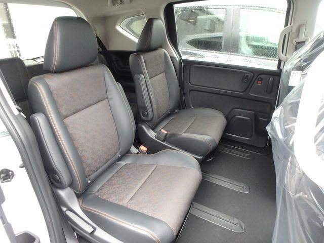 クロスター・ホンダセンシング 登録済未使用車 メーカーオプションナビスペLED付 両側電動スライドドア ETC(18枚目)