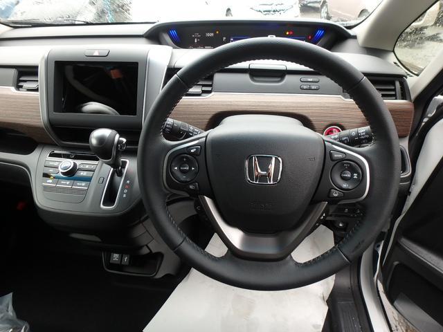 クロスター・ホンダセンシング 登録済未使用車 メーカーオプションナビスペLED付 両側電動スライドドア ETC(32枚目)