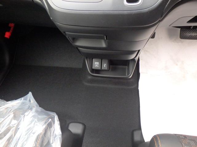 クロスター・ホンダセンシング 登録済未使用車 メーカーオプションナビスペLED付 両側電動スライドドア ETC(37枚目)