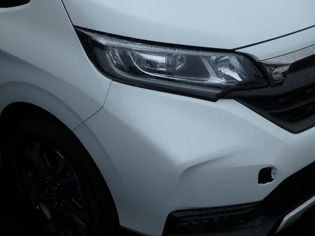 クロスター・ホンダセンシング 登録済未使用車 メーカーオプションナビスペLED付 両側電動スライドドア ETC(44枚目)