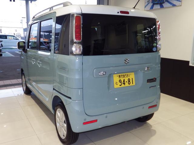 「スズキ」「スペーシア」「コンパクトカー」「鹿児島県」の中古車7