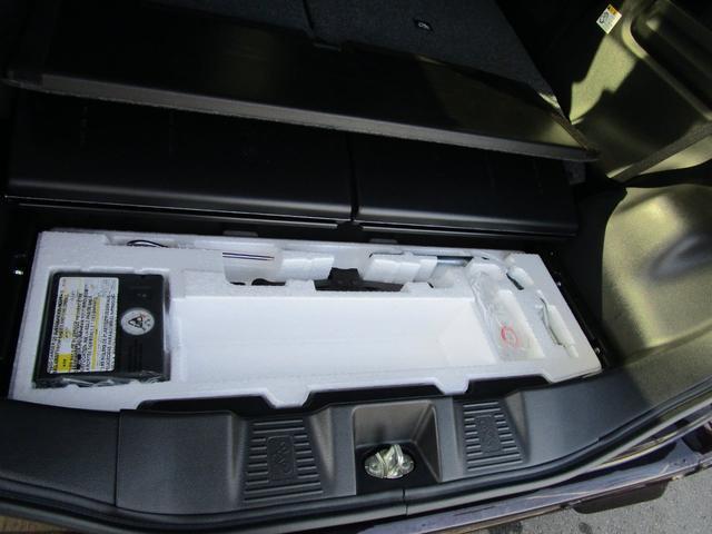 タイヤパンク応急修理キット付いてます!