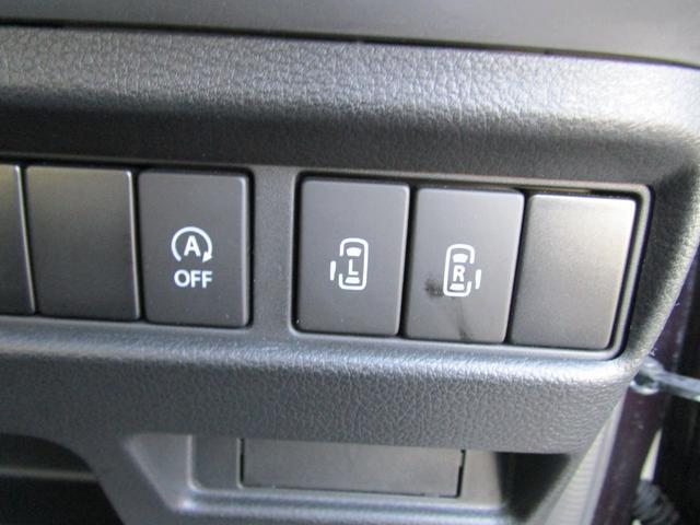 電動スライドドアのスイッチです!長押しすることで運転席からも開けることが可能です