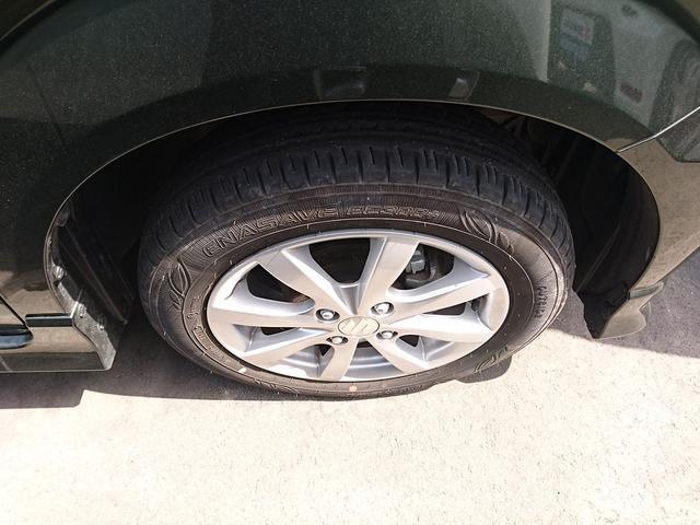 タイヤ溝もまだまだあります♪