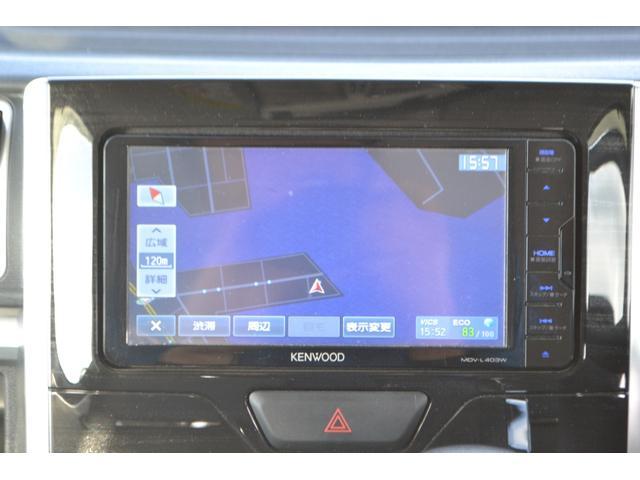 カスタムX トップエディションSAII SDナビ 地デジ バックカメラ ETC スマートキースマートアシスト 電動スライドドア オートエアコン(11枚目)