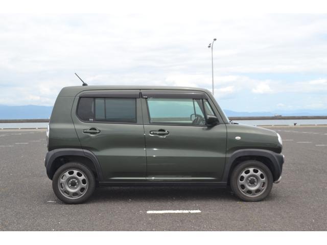 Gターボ 4WD(ダウンヒル機能付き)新品SDナビ フルセグTV DVD・CD Bluetooth対応 レーダーブレーキ シートヒーター アイドリングストップ スマートキー ターボ車(4枚目)