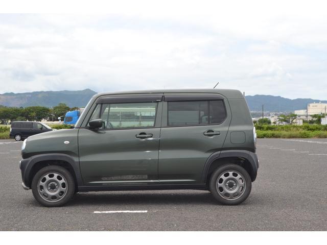 Gターボ 4WD(ダウンヒル機能付き)新品SDナビ フルセグTV DVD・CD Bluetooth対応 レーダーブレーキ シートヒーター アイドリングストップ スマートキー ターボ車(6枚目)