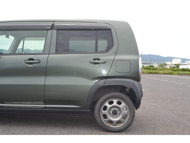 Gターボ 4WD(ダウンヒル機能付き)新品SDナビ フルセグTV DVD・CD Bluetooth対応 レーダーブレーキ シートヒーター アイドリングストップ スマートキー ターボ車(11枚目)
