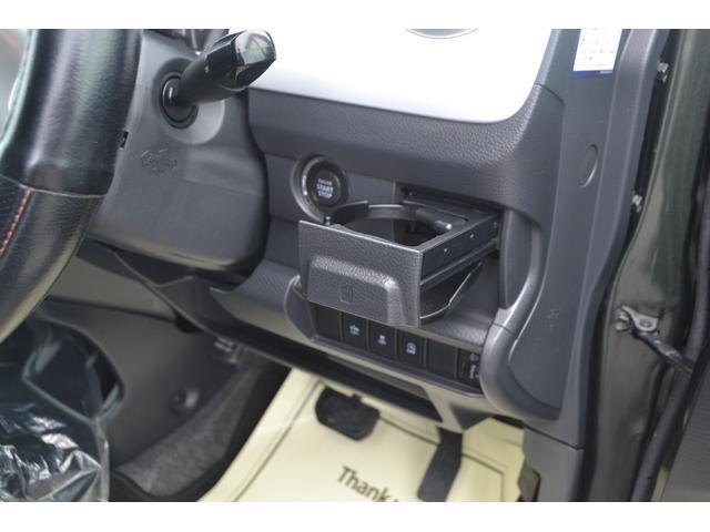 Gターボ 4WD(ダウンヒル機能付き)新品SDナビ フルセグTV DVD・CD Bluetooth対応 レーダーブレーキ シートヒーター アイドリングストップ スマートキー ターボ車(16枚目)