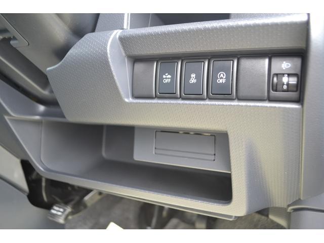 Gターボ 4WD(ダウンヒル機能付き)新品SDナビ フルセグTV DVD・CD Bluetooth対応 レーダーブレーキ シートヒーター アイドリングストップ スマートキー ターボ車(17枚目)