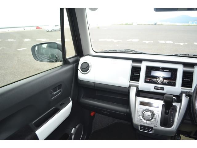 Gターボ 4WD(ダウンヒル機能付き)新品SDナビ フルセグTV DVD・CD Bluetooth対応 レーダーブレーキ シートヒーター アイドリングストップ スマートキー ターボ車(20枚目)