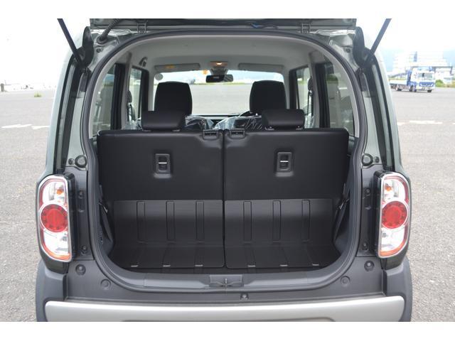 Gターボ 4WD(ダウンヒル機能付き)新品SDナビ フルセグTV DVD・CD Bluetooth対応 レーダーブレーキ シートヒーター アイドリングストップ スマートキー ターボ車(23枚目)
