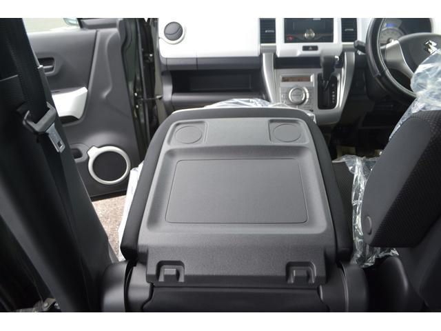 Gターボ 4WD(ダウンヒル機能付き)新品SDナビ フルセグTV DVD・CD Bluetooth対応 レーダーブレーキ シートヒーター アイドリングストップ スマートキー ターボ車(25枚目)