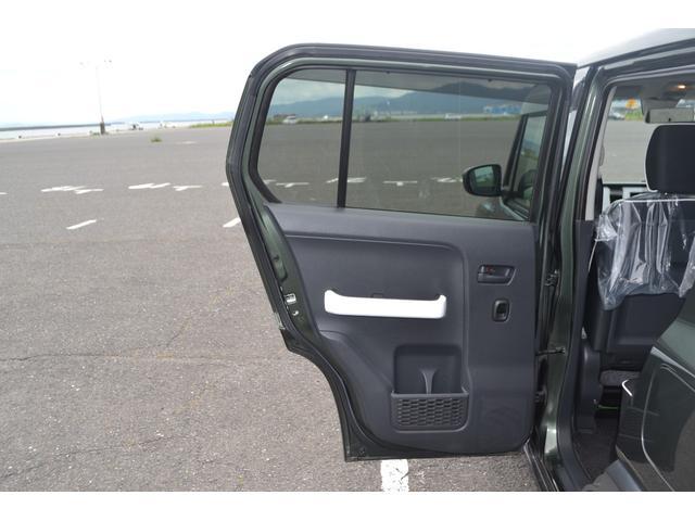 Gターボ 4WD(ダウンヒル機能付き)新品SDナビ フルセグTV DVD・CD Bluetooth対応 レーダーブレーキ シートヒーター アイドリングストップ スマートキー ターボ車(26枚目)