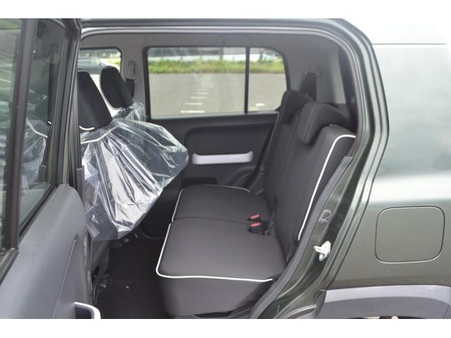 Gターボ 4WD(ダウンヒル機能付き)新品SDナビ フルセグTV DVD・CD Bluetooth対応 レーダーブレーキ シートヒーター アイドリングストップ スマートキー ターボ車(27枚目)