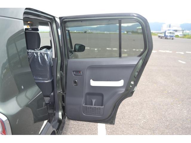 Gターボ 4WD(ダウンヒル機能付き)新品SDナビ フルセグTV DVD・CD Bluetooth対応 レーダーブレーキ シートヒーター アイドリングストップ スマートキー ターボ車(29枚目)