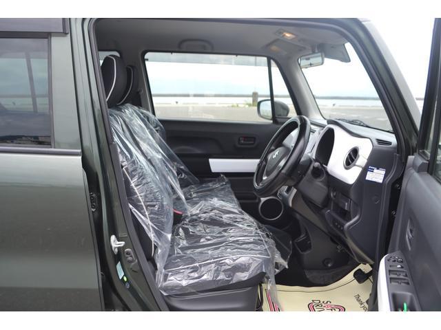 Gターボ 4WD(ダウンヒル機能付き)新品SDナビ フルセグTV DVD・CD Bluetooth対応 レーダーブレーキ シートヒーター アイドリングストップ スマートキー ターボ車(30枚目)
