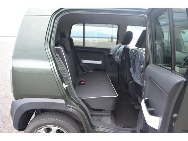 Gターボ 4WD(ダウンヒル機能付き)新品SDナビ フルセグTV DVD・CD Bluetooth対応 レーダーブレーキ シートヒーター アイドリングストップ スマートキー ターボ車(31枚目)