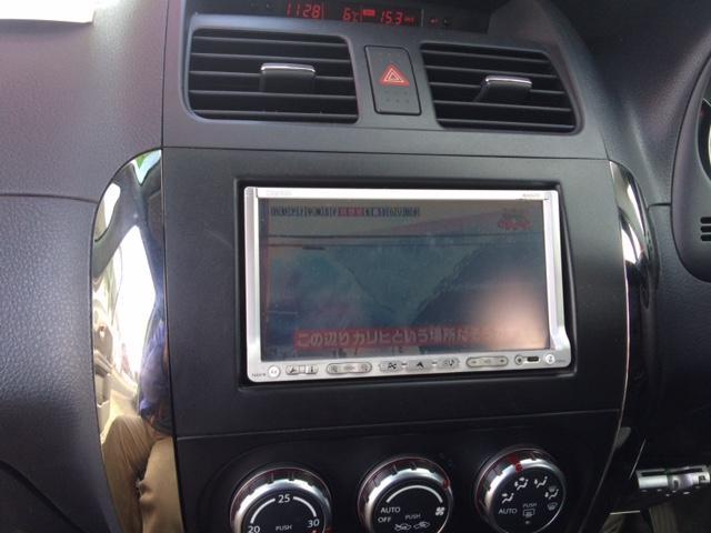 スズキ SX4 1.5ヘリーハンセン リミテッド