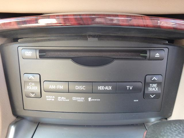 Gパッケージ サンルーフ 本革 HDDナビTV HID(10枚目)
