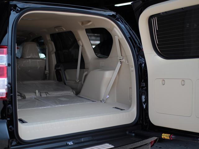 トヨタ ランドクルーザープラド TX Lパッケージ グリルガード付