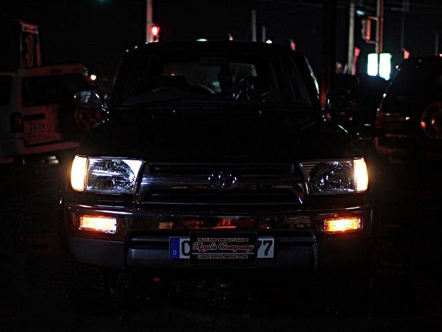 トヨタ ハイラックスサーフ SSR-Vリミテッド ディーゼルターボ USオフロードVer
