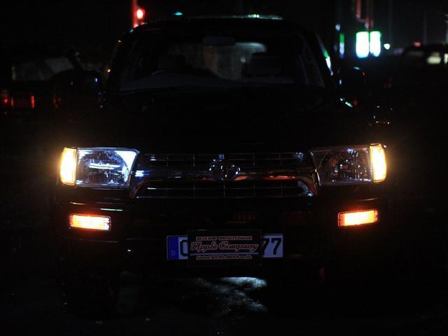 トヨタ ハイラックスサーフ SSR-G ディーゼルターボ USオフロードSTYLE