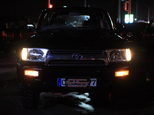 トヨタ ハイラックスサーフ SSR-Xリミテッド ディーゼルターボ ミッキーTAW