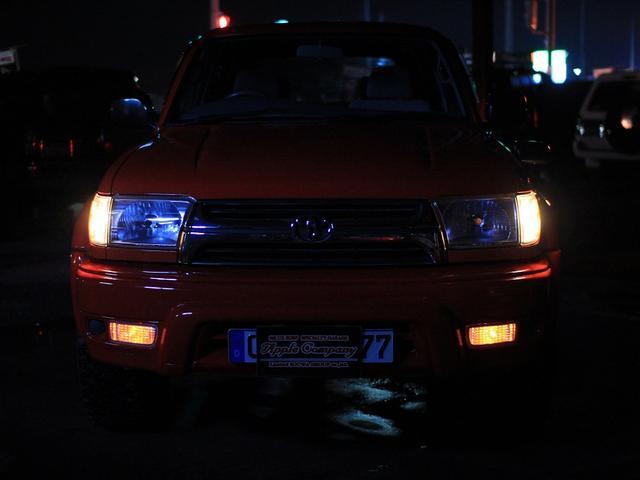 トヨタ ハイラックスサーフ SSR-X US4Runner STYLE
