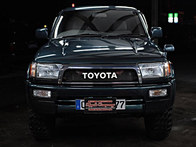 トヨタ ハイラックスサーフ SSR-X ワイド