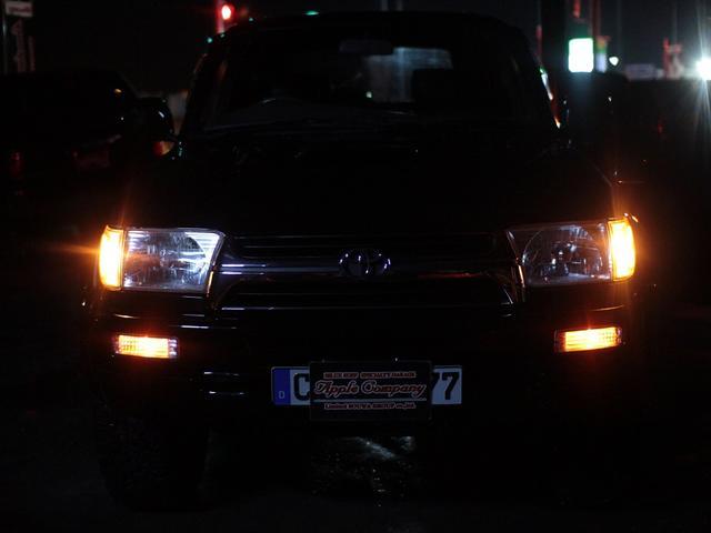 トヨタ ハイラックスサーフ SSR-X インタークーラーターボ ワイド
