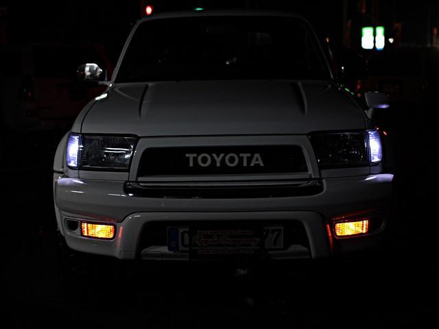 トヨタ ハイラックスサーフ SSR-X リフトアップ オリジナルカスタムSTYLE