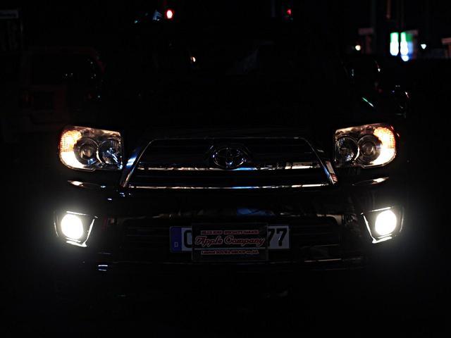 トヨタ ハイラックスサーフ SSR-Xリミテッド リフトアップ サンルーフ付き