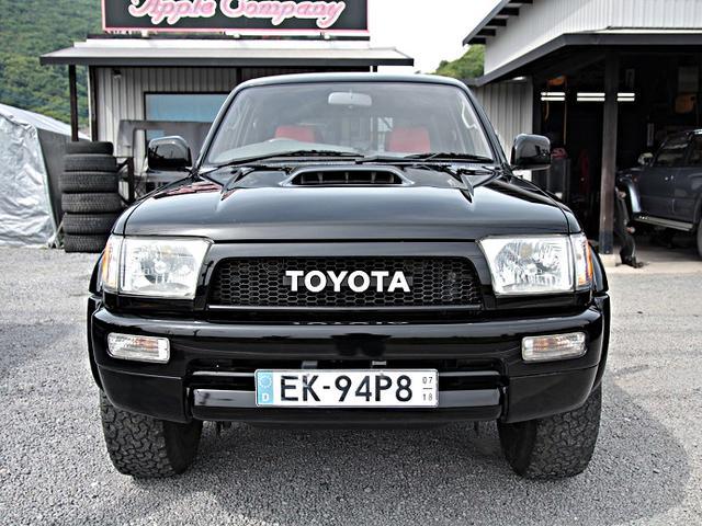 「トヨタ」「ハイラックスサーフ」「SUV・クロカン」「熊本県」の中古車2