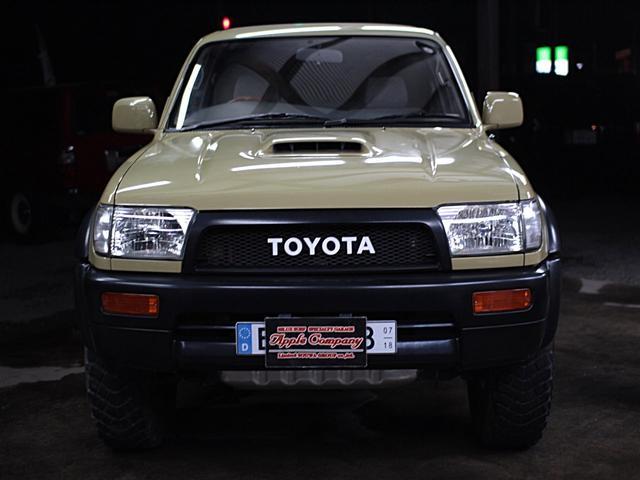 「トヨタ」「ハイラックスサーフ」「SUV・クロカン」「熊本県」の中古車4