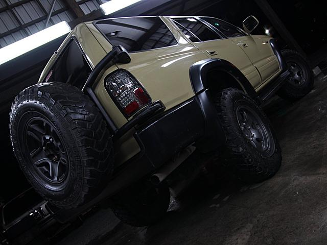 「トヨタ」「ハイラックスサーフ」「SUV・クロカン」「熊本県」の中古車24