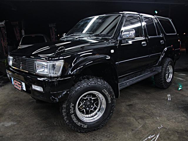 「トヨタ」「ハイラックスサーフ」「SUV・クロカン」「熊本県」の中古車9
