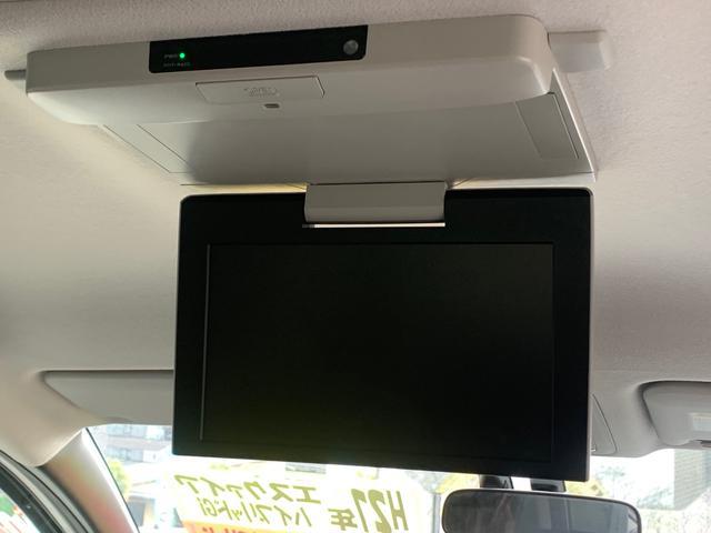 ハイブリッドGi CVT Aストップ ハイブリッド Pスタート/スマートキー 純正AW LEDヘッドライト メッキグリル 両側パワースライド 9型ナビTVフルセグDVDビデオ後席フリップダウンモニター レザーシート(21枚目)