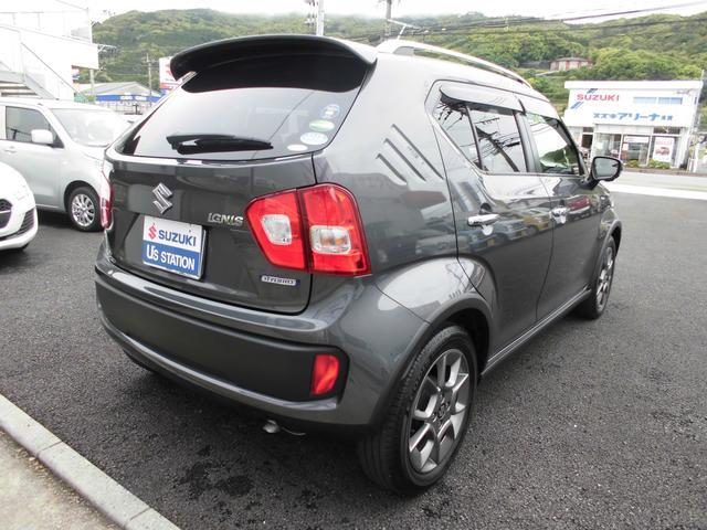 「スズキ」「イグニス」「SUV・クロカン」「熊本県」の中古車8