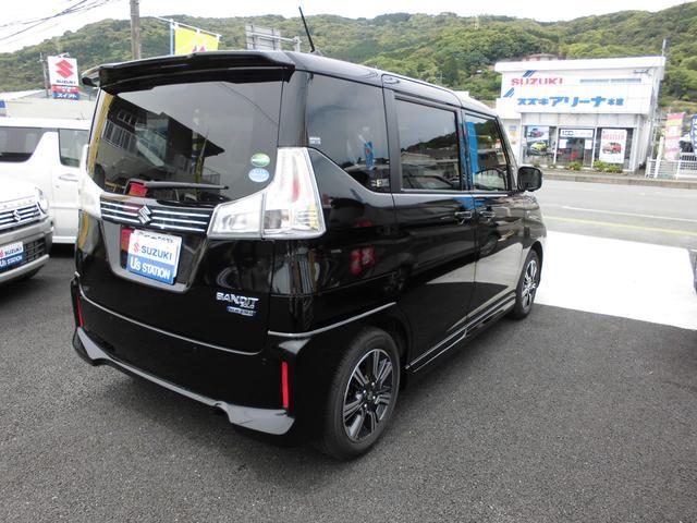 「スズキ」「ソリオバンディット」「ミニバン・ワンボックス」「熊本県」の中古車8