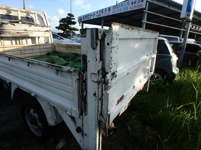 日産 バネットトラック スーパーローGL 垂直式パワーゲート 800Kg