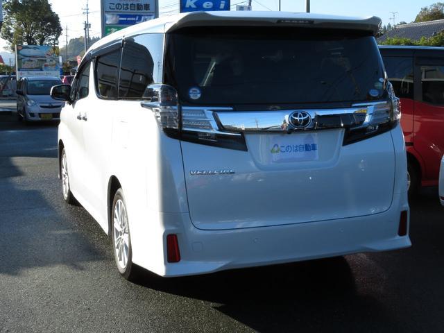 「トヨタ」「ヴェルファイア」「ミニバン・ワンボックス」「熊本県」の中古車7