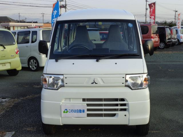 「三菱」「ミニキャブバン」「軽自動車」「熊本県」の中古車2
