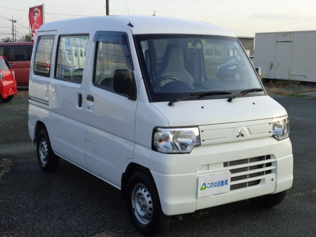 「三菱」「ミニキャブバン」「軽自動車」「熊本県」の中古車3