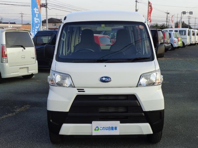 「スバル」「サンバーバン」「軽自動車」「熊本県」の中古車2