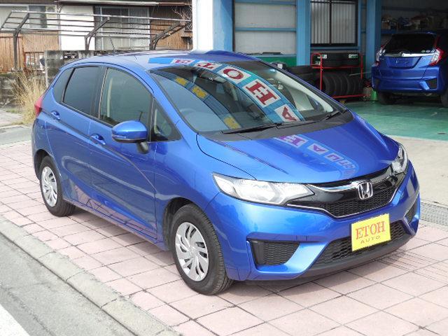 「ホンダ」「フィット」「コンパクトカー」「熊本県」の中古車5