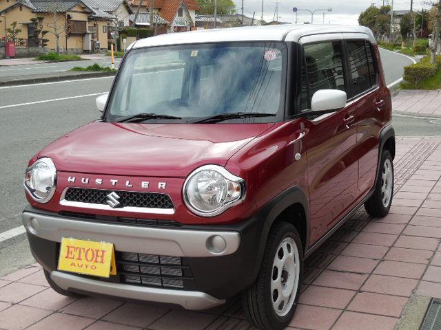 G 届出済未使用車 最新モデル ナビ TV(5枚目)