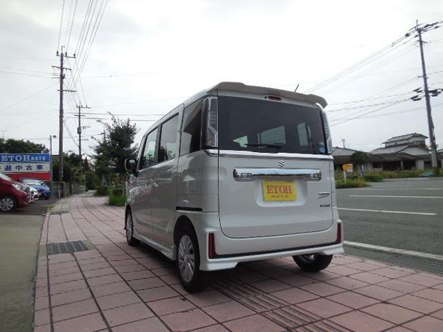 「スズキ」「スペーシアカスタム」「コンパクトカー」「熊本県」の中古車7