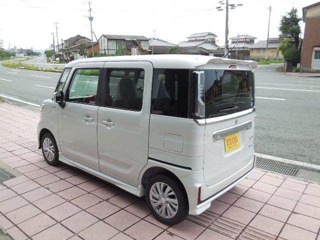 「スズキ」「スペーシアカスタム」「コンパクトカー」「熊本県」の中古車10