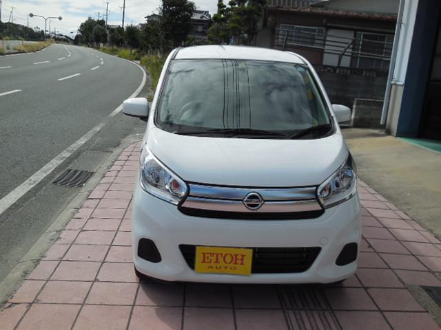 「日産」「デイズ」「コンパクトカー」「熊本県」の中古車7
